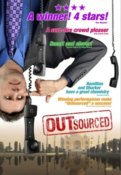 Outsourced movie poster