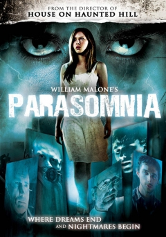 Parasomnia movie poster