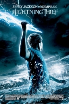 Percy Jackson & the Olympians: The Lightning Thief movie poster