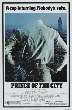 Prince of the City movie poster