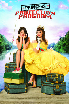 Princess Protection Program movie poster