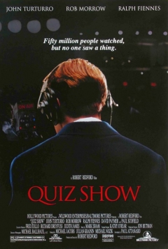 Quiz Show movie poster