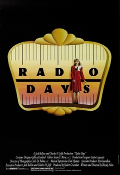 Radio Days movie poster