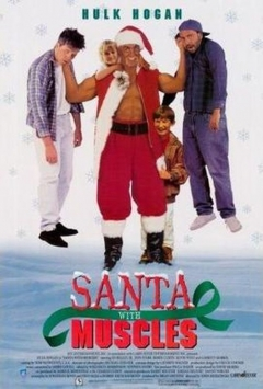 Santa With Muscles movie poster