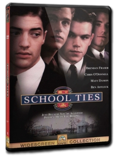 School Ties movie poster