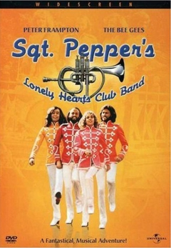 Sgt. Pepper's Lonely Hearts Club Band movie poster