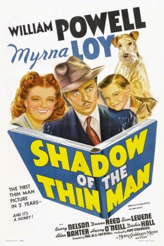 Shadow of the Thin Man movie poster