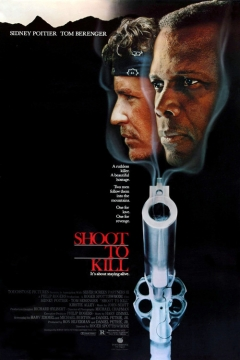 Shoot to Kill movie poster