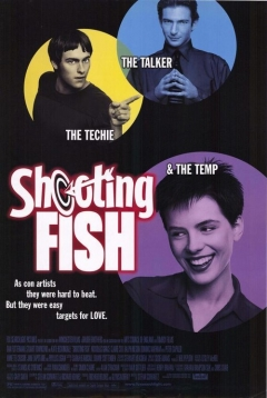 Shooting Fish movie poster