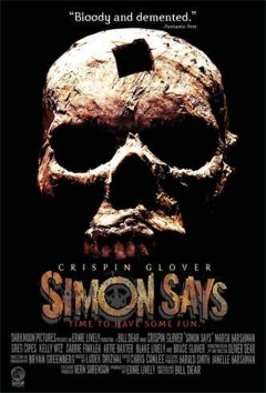 Simon Says movie poster