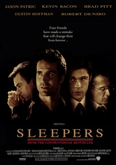 Sleepers movie poster