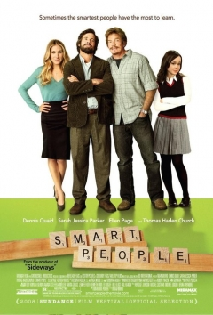 Smart People movie poster