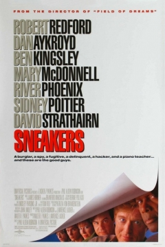 Sneakers movie poster