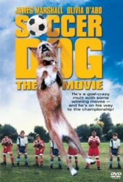 Soccer Dog: The Movie movie poster