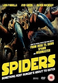 Regarder le film Spiders en streaming VF