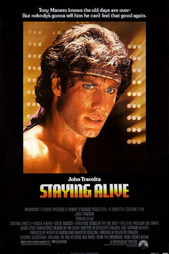 Staying Alive movies