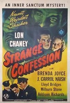 Strange Confession movie