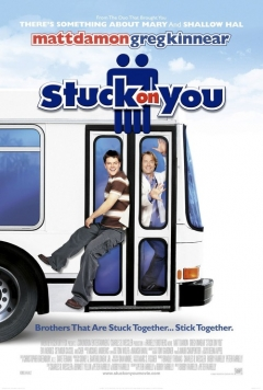 Stuck on You movie poster