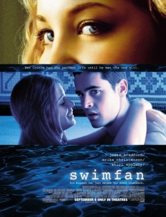 Swimfan movie poster