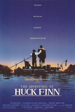 The Adventures of Huck Finn movie poster