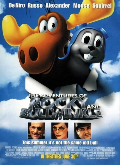 The Adventures of Rocky & Bullwinkle movie poster