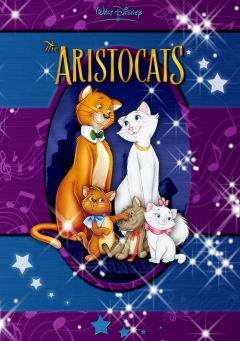 The Aristocats movie poster