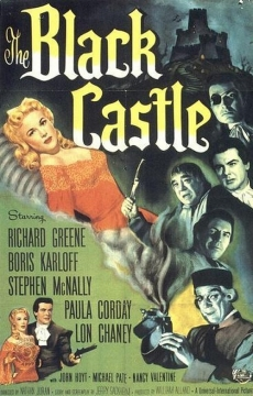 The Black Castle movie poster