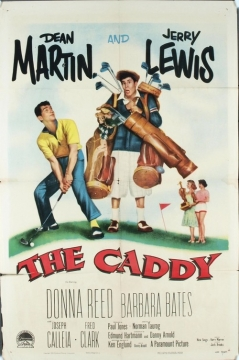 The Caddy movie poster