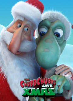 The ChubbChubbs Save Xmas movie poster