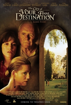 The City Of Your Final Destination movie poster