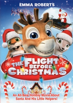The Flight Before Christmas movie poster
