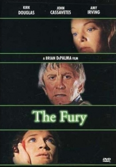 The Fury movie poster