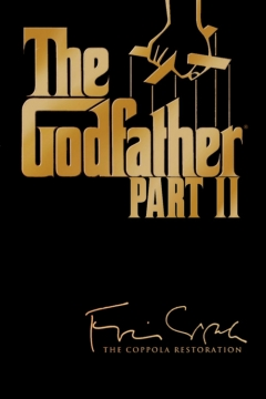 The Godfather: Part II movie poster