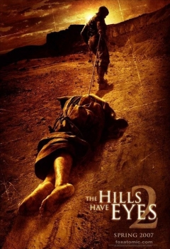 The Hills Have Eyes II movie poster