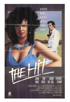 The Hit movie poster