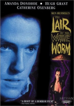 The Lair of the White Worm movie poster