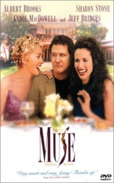 The Muse movie poster