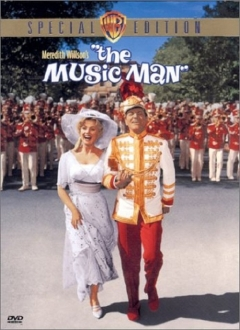 The Music Man movie poster