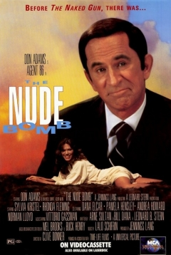 "the nude bomb 1980 The film, Bailey noted, ""was my first time playing a gay character,"" leading ..."