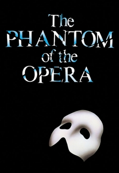 The Phantom of the Opera movie poster