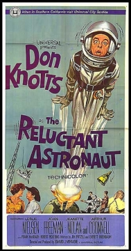 The Reluctant Astronaut movie poster