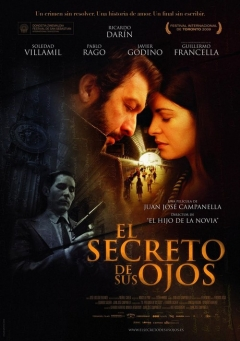 The Secret in Their Eyes movie poster
