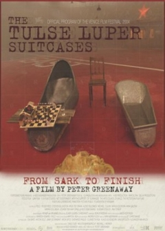 The Tulse Luper Suitcases, Part 3: From Sark to the Finish movie poster