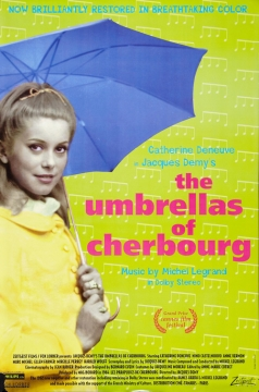 Screen Style: The Umbrellas of Cherbourg (1964) | Lessons in Cute