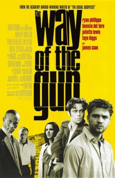 The Way of the Gun movie poster