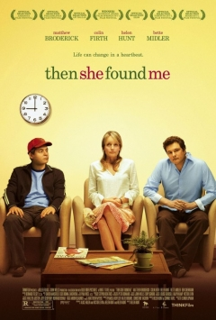 Then She Found Me movie poster