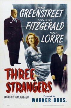Three Strangers movie poster
