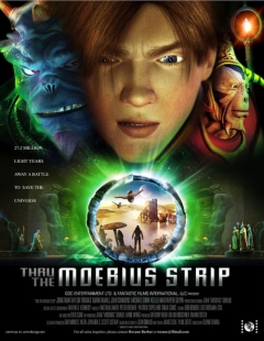 Thru the Moebius Strip movie poster