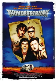 Thunderstruck movie poster