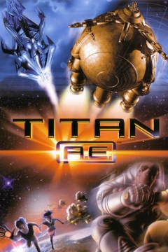 Titan A.E. movie poster